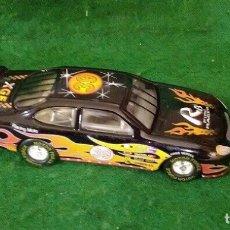 Coches a escala: LOTE - COCHE DE METAL DE COLECCION - NASCAR - RACING MOTO - ESCALA 1/43. Lote 175341998