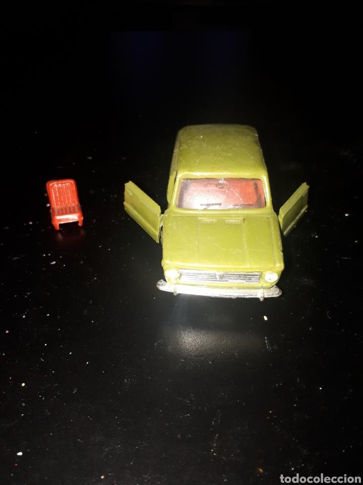 Coches a escala: Antiguo seat 124 NACORAL 1:43 CHIQUI CARS - Foto 2 - 175736208