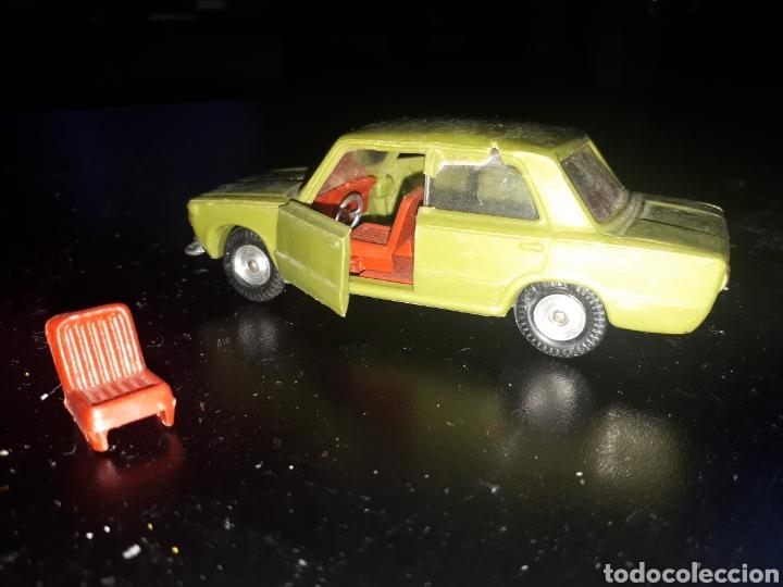 Coches a escala: Antiguo seat 124 NACORAL 1:43 CHIQUI CARS - Foto 3 - 175736208