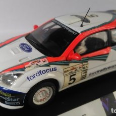 Coches a escala: FORD FOCUS WRC RALLY ACROPOLIS 2002. Lote 176092823
