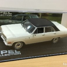 Auto in scala: COCHE IXO - AUTO OPEL COLLECTION - DIPLOMAT V8 LIMOUSINE (1964-1967). 1/43. Lote 176128317