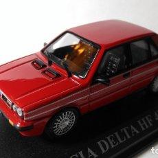 Voitures à l'échelle: LANCIA DELTA HF 4WD 1987. Lote 176134170