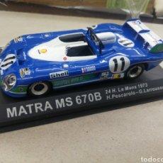 Coches a escala: MATRA MS 670B.. Lote 176412620