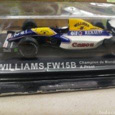 Coches a escala: WILLAMS FW15B. EN SU BLISTER SIN ABRIR. Lote 176414377