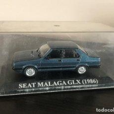 Coches a escala: SEAT MALAGA GLX 1986 - ALTAYA COLECCION COCHES INOLVIDABLES ESCALA 1/43. Lote 176781234