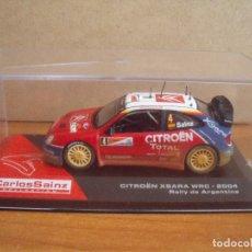 Coches a escala: CITROEN XSARA WRC 2004. Lote 176834265