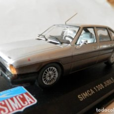 Coches a escala: SIMCA TALBOT 1308-150 JUBILE 1979-ALTAYA--1/43- LUGOY. Lote 176933953