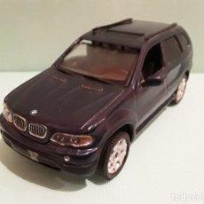 Auto in scala: BMW X5 COCHE A ESCALA 1/43. COLECCIÓN DEL PRADO.. Lote 177180394
