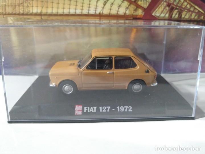 FIAT / SEAT 127 DE 1972, DE AUTOPLUS, ESCALA 1/43, NUEVO (Juguetes - Coches a Escala 1:43 Otras Marcas)
