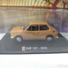 Coches a escala: FIAT / SEAT 127 DE 1972, DE AUTOPLUS, ESCALA 1/43, NUEVO . Lote 177517719