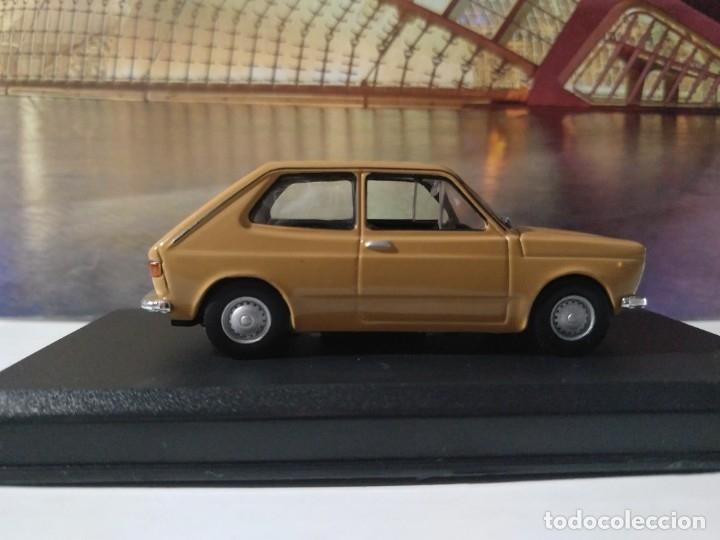 Coches a escala: FIAT / SEAT 127 DE 1972, DE AUTOPLUS, ESCALA 1/43, NUEVO - Foto 5 - 177517719