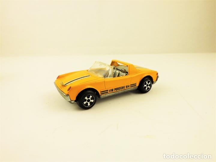 Coches a escala: Politoys Italy Porsche 914 (incompleto) - Foto 2 - 177704545