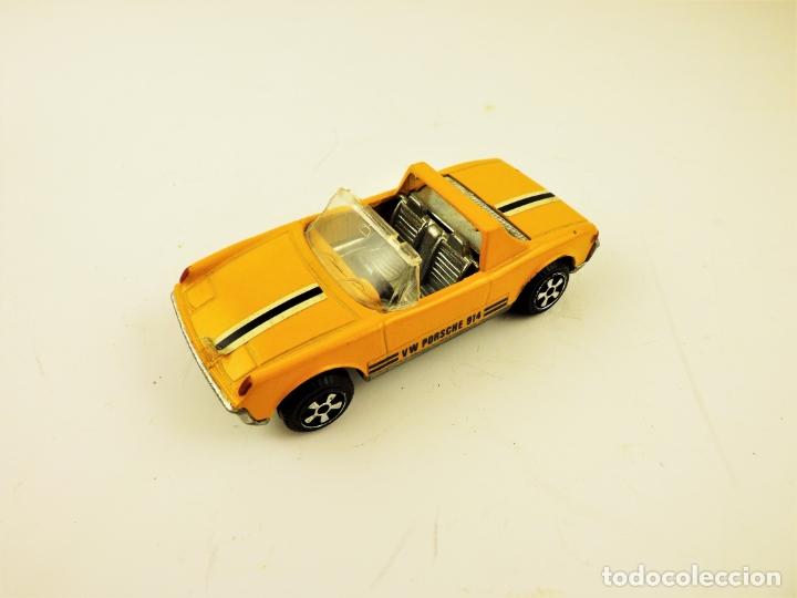 Coches a escala: Politoys Italy Porsche 914 (incompleto) - Foto 3 - 177704545