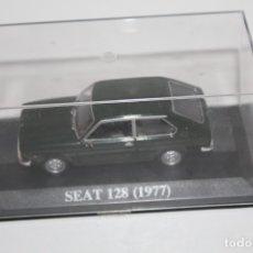 Coches a escala: COCHE CLASICO SEAT 128 ( 1977) ALTAYA ESCALA 1/43. Lote 178555922