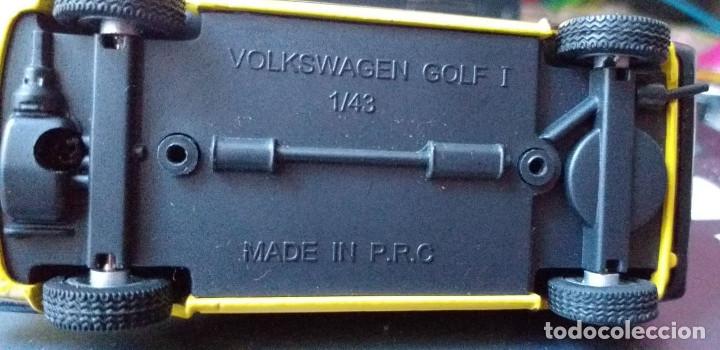 Coches a escala: COCHE VOLKSWAGEN GOLF JGL ESCALA 1:43 - Foto 5 - 178969557