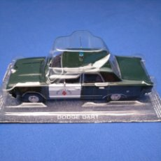 Coches a escala: DODGE DART DE LA GUARDIA CIVIL DE TRÁFICO, ESCALA 1/43, NUEVO Y EN SU BLISTER.. Lote 179122080