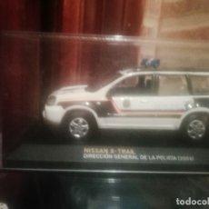 Carros em escala: NISSAN XTRAIL POLICÍA NACIONAL . Lote 180152127