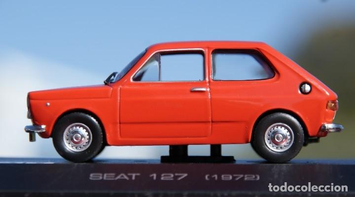 Coches a escala: SEAT 127 1972 ESCALA 1:43 DE ALTAYA EN SU CAJA - Foto 2 - 181073323