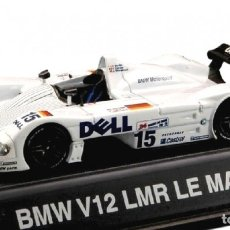 Coches a escala: JADI BMW V12 LMR 1999 24 HORAS LE MANS 1:43 DIECAST. Lote 181589712