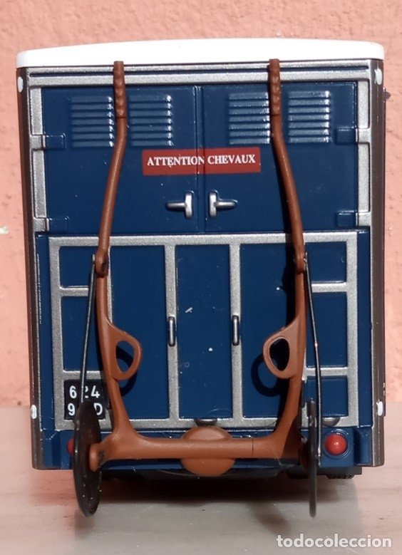 Coches a escala: ALTAYA / IXO CAMIÓN TRUCK BERLIET GLA/GLB HORSE - Foto 6 - 181917852