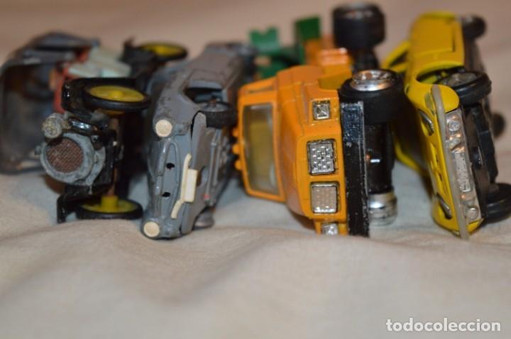 Coches a escala: Lote 4 coches variados de -- EXTRANJEROS -- ANTIGUOS - Varios países - Originales y antiguos - Foto 4 - 183082493