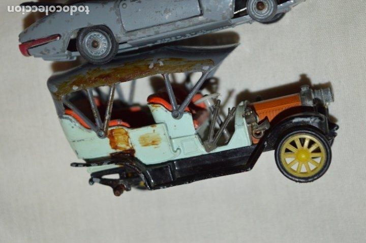 Coches a escala: Lote 4 coches variados de -- EXTRANJEROS -- ANTIGUOS - Varios países - Originales y antiguos - Foto 18 - 183082493