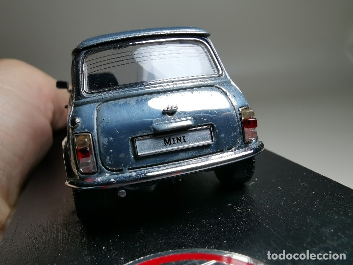 Coches a escala: SCHUCO - MINI - PREMIUM SERIES - COPPER 1970--serie limitada 1000 ud año 2002 - Foto 10 - 183638585