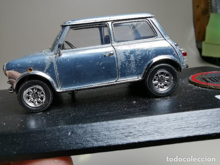 Coches a escala: SCHUCO - MINI - PREMIUM SERIES - COPPER 1970--serie limitada 1000 ud año 2002 - Foto 11 - 183638585