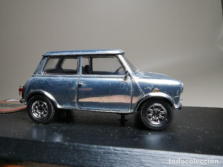 Coches a escala: SCHUCO - MINI - PREMIUM SERIES - COPPER 1970--serie limitada 1000 ud año 2002 - Foto 13 - 183638585