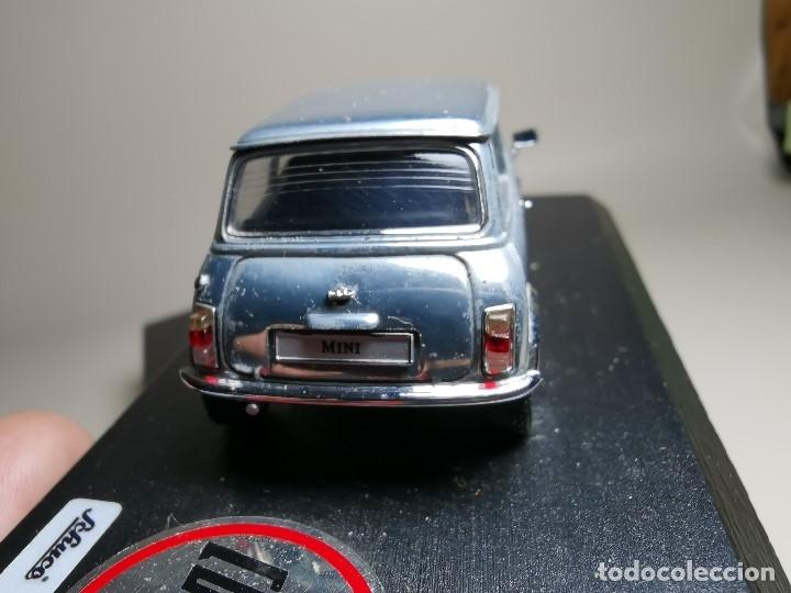 Coches a escala: SCHUCO - MINI - PREMIUM SERIES - COPPER 1970--serie limitada 1000 ud año 2002 - Foto 15 - 183638585