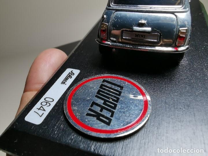 Coches a escala: SCHUCO - MINI - PREMIUM SERIES - COPPER 1970--serie limitada 1000 ud año 2002 - Foto 16 - 183638585