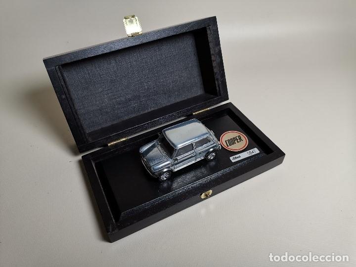 Coches a escala: SCHUCO - MINI - PREMIUM SERIES - COPPER 1970--serie limitada 1000 ud año 2002 - Foto 23 - 183638585