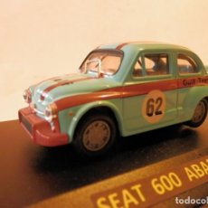 Coches a escala: SEAT 600 --1/43--LUGOY. Lote 183711946