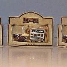 Coches a escala: OPORTUNIDAD ! 5 CARRUAJES, MARCA MATCHBOX/ LLEDO, ESCALA 1 : 43, INGLATERRA, AÑOS 80/90. Lote 184034495