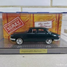 Coches a escala: PANHARD PL 17 , NOREV REF. 451700. Lote 184058418