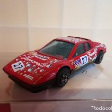 Coches a escala: FERRARI 512 BB BURAGO MADE IN ITALY COCHE A ESCALA 1/43. Lote 184462102