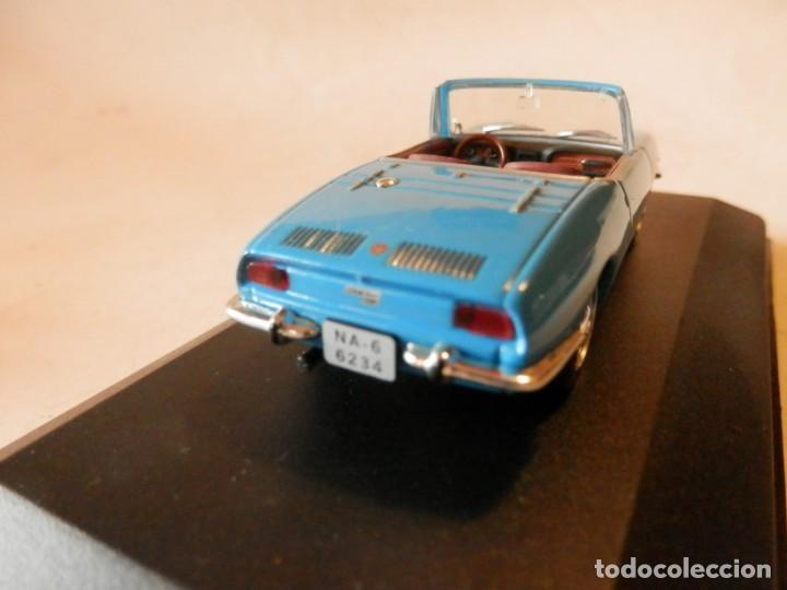Coches a escala: SEAT 850 SPORT SPIDER 1969--ALTAYA--1/43--LUGOY - Foto 6 - 184548886