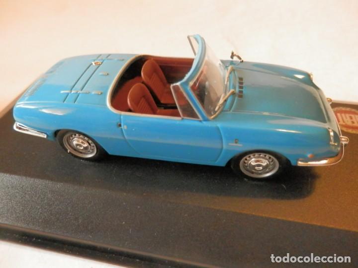 Coches a escala: SEAT 850 SPORT SPIDER 1969--ALTAYA--1/43--LUGOY - Foto 9 - 184548886