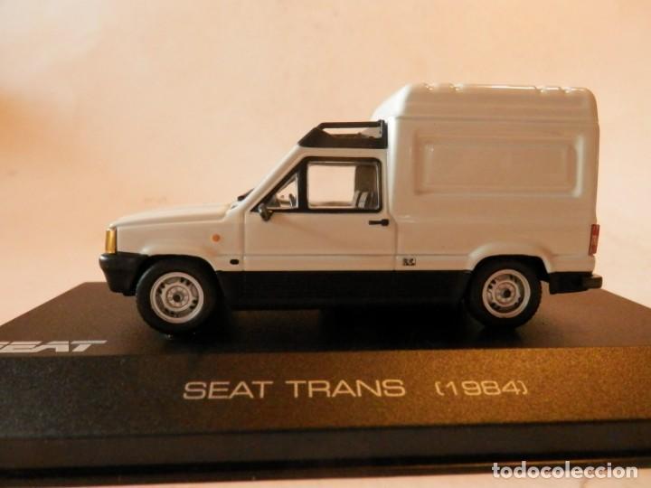 Coches a escala: SEAT TRANS 1984--ALTAYA--1/43--LUGOY - Foto 4 - 184548953