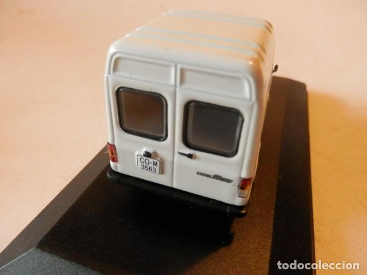 Coches a escala: SEAT TRANS 1984--ALTAYA--1/43--LUGOY - Foto 6 - 184548953