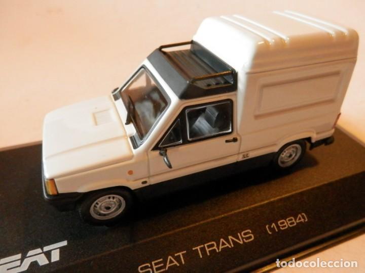 Coches a escala: SEAT TRANS 1984--ALTAYA--1/43--LUGOY - Foto 8 - 184548953