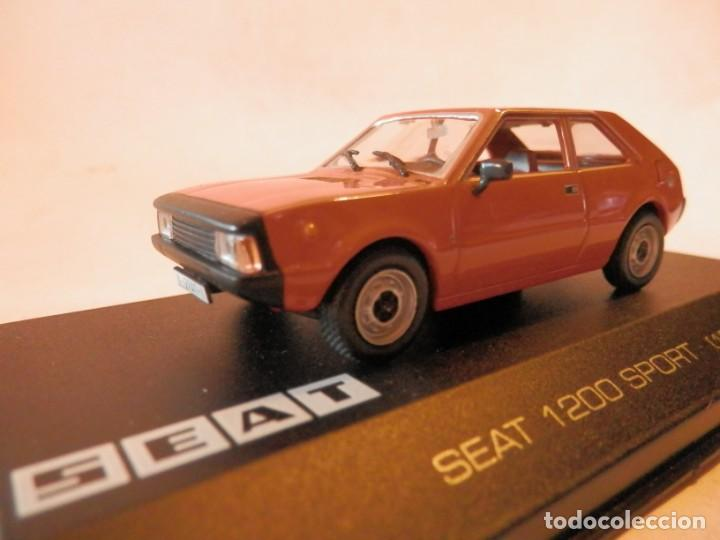 SEAT 1200 SPORT 1975--ALTAYA--1/43--LUGOY (Juguetes - Coches a Escala 1:43 Otras Marcas)