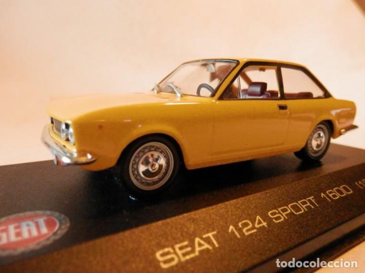 SEAT 124 SPORT 1600 1970--ALTAYA--1/43--LUGOY (Juguetes - Coches a Escala 1:43 Otras Marcas)