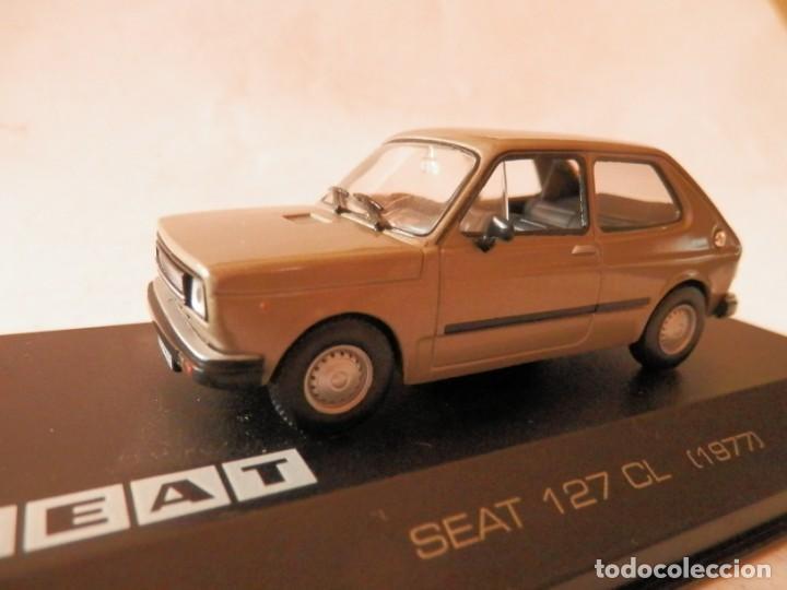 SEAT 127 CL 1977 --ALTAYA--1/43--LUGOY (Juguetes - Coches a Escala 1:43 Otras Marcas)