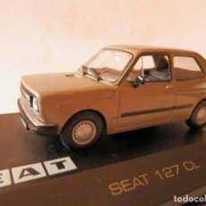 Coches a escala: SEAT 127 CL 1977 --ALTAYA--1/43--LUGOY. Lote 184550871