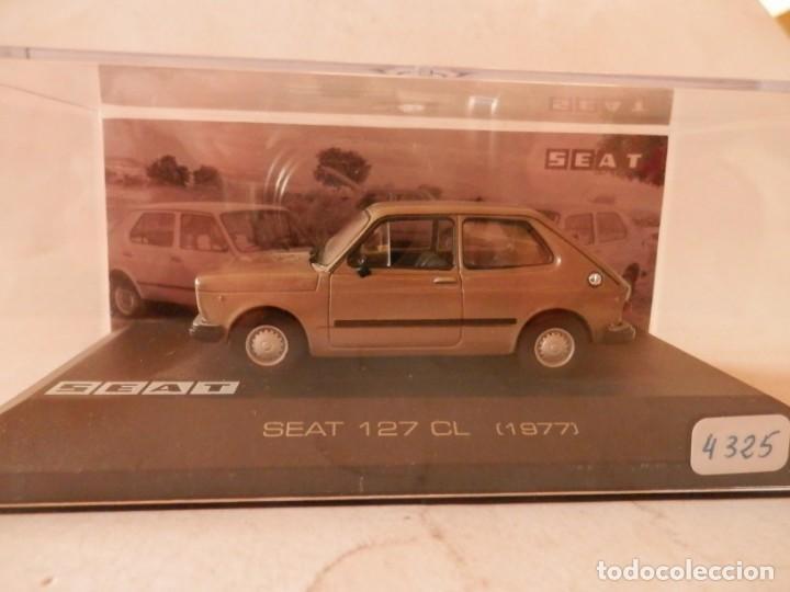 Coches a escala: SEAT 127 CL 1977 --ALTAYA--1/43--LUGOY - Foto 3 - 184550871