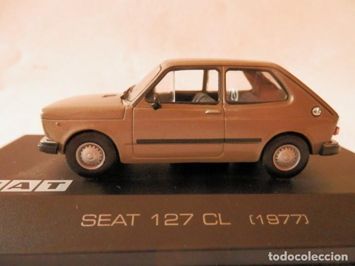 Coches a escala: SEAT 127 CL 1977 --ALTAYA--1/43--LUGOY - Foto 4 - 184550871