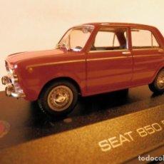 Coches a escala: SEAT 850 E 1966--ALTAYA--1/43--LUGOY. Lote 184551951