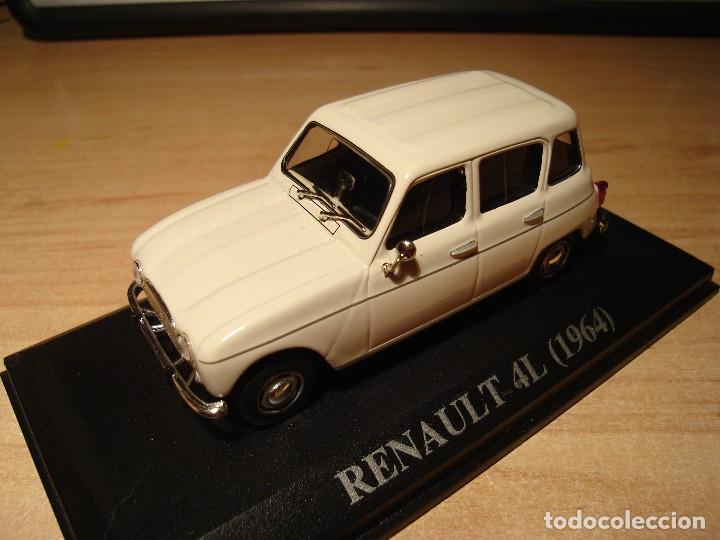 RENAULT 4L DE ALTAYA.1964 (Juguetes - Coches a Escala 1:43 Otras Marcas)