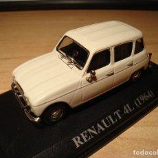 Coches a escala: RENAULT 4L DE ALTAYA.1964. Lote 186003330